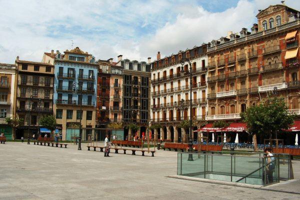 Rutas oficina internacional de prensa de navarra - Pamplona centro historico ...