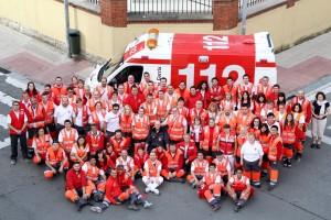 Dispositivo de Cruz Roja SF2015