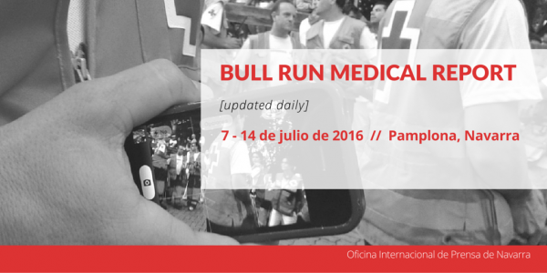 BULL RUN MEDICAL REPORT