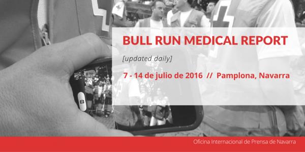 BULL RUN MEDICAL REPORT